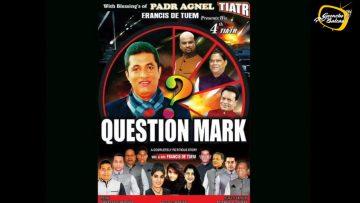Francis de Tuem's Question Mark Exclusive Coverage