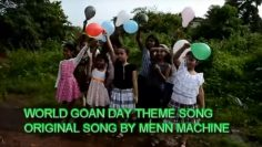 World Goa Day – Menn Machine
