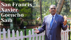 San Francis Xavier _Goencho Saib